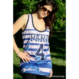 D-02 T-Shirt Donna Baia Imperiale