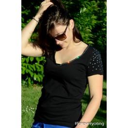 T-Shirt Donna Baia Fluo